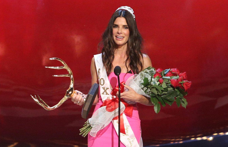 Foto: Sandra Bullock, en una entrega de premios (Gtres)