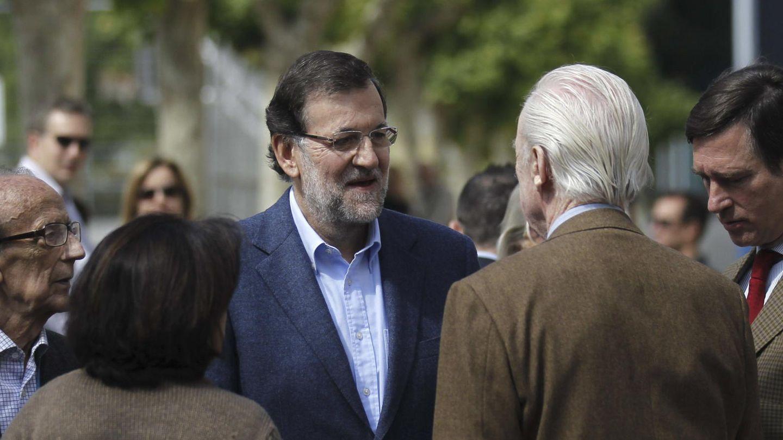 Mariano Rajoy. (Efe)