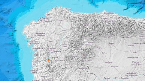 Registrado un ligero terremoto en la provincia de León