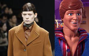 El 'look' de Ken está más de moda que el de Barbie