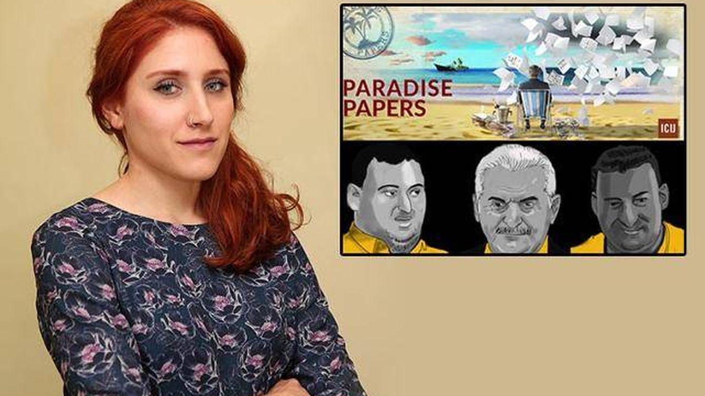 Condenada a prisión una periodista turca por la investigación de los Paradise Papers