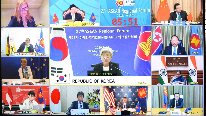 El sureste asiático se resiste a ser el peón de la nueva Guerra Fría entre EEUU y China