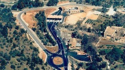 La Justicia anula el rescate del túnel de Sóller y sienta precedente ante el fin de los peajes
