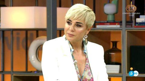 Ana María Aldón, al límite por la serie de Rocío Carrasco: Estoy hasta ahí