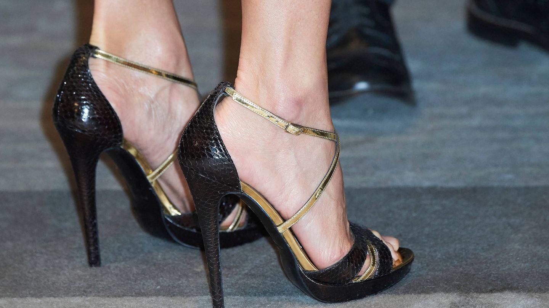 Las sandalias de la Reina. (Limited Pictures)