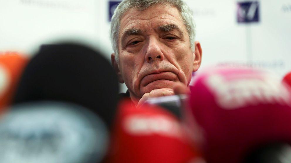 Villar: La posibilidad de que España no juegue el Mundial es seria
