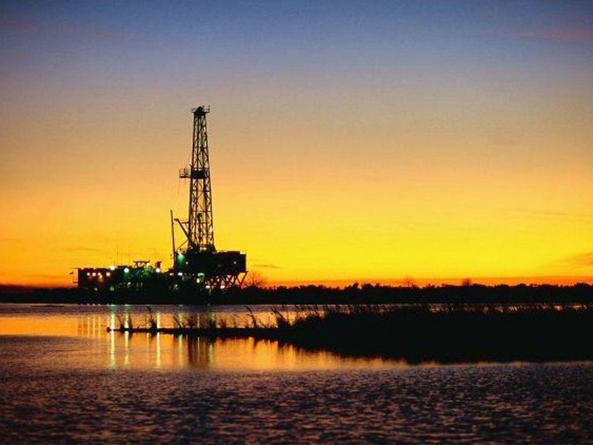 Foto: Pozo petrolífero (EFE/Pemex)