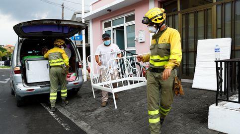 Directo | El magma invade Todoque: realojan a los afectados en establecimientos turísticos