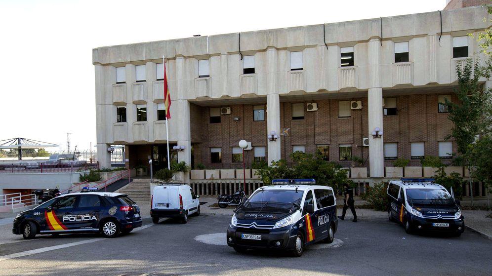 Foto: Centro de Internamiento de Extranjeros de Sangonera la Verde, Murcia (EFE)
