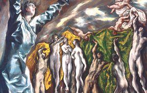 El Greco contra Richard Hamilton y el batallón Pop