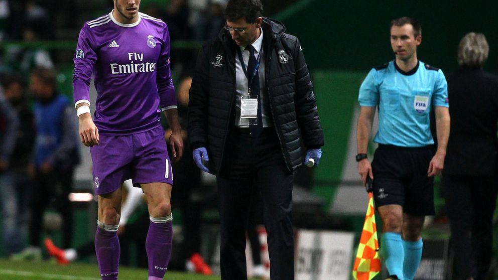 Bale fue operado en Londres: estará listo para los octavos de la Champions