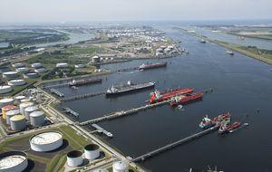 Los 20 puertos europeos que se disputan el 'boom' del comercio marítimo