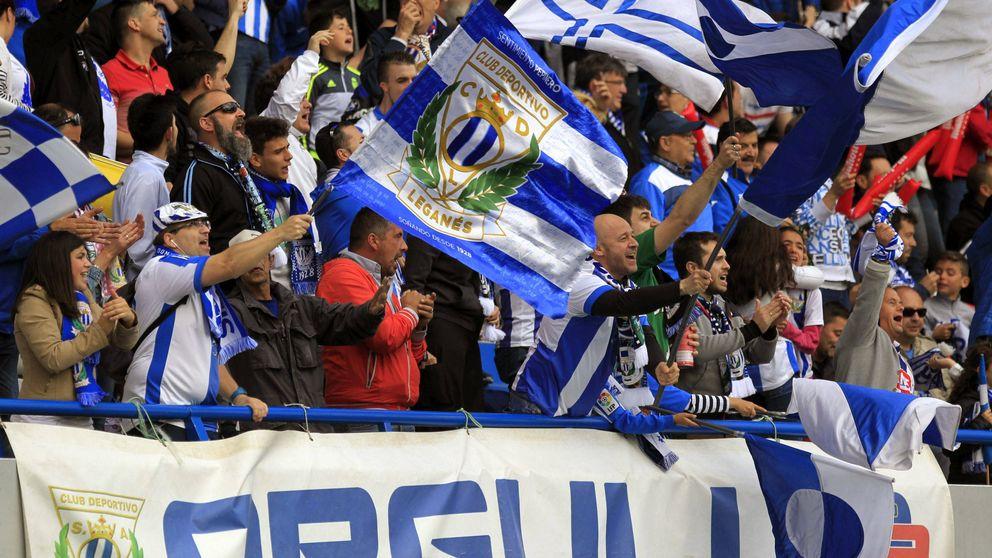 """""""Competir y estar a la altura"""": el Leganés se pone guapo para debutar en Primera"""