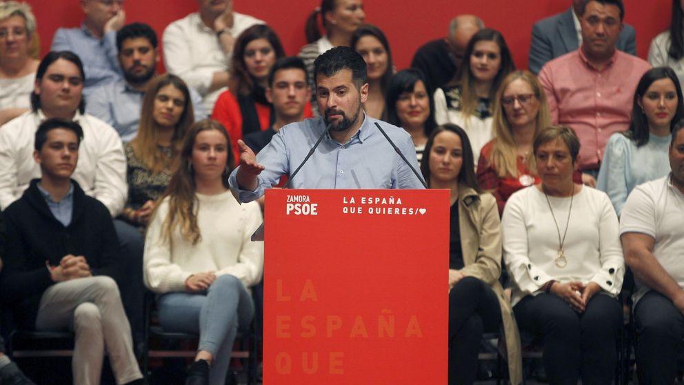 El PSOE gana en CyL tras 33 años de dominio de un PP acechado ahora por Cs