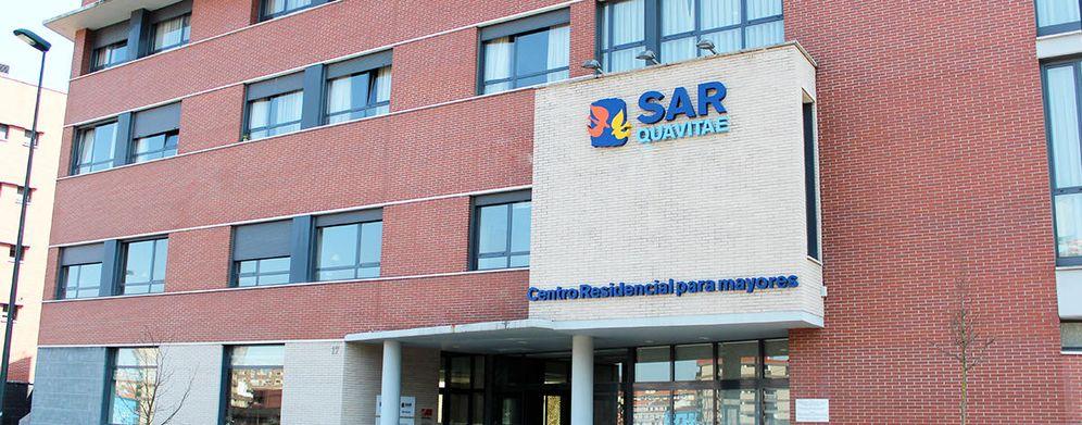 Foto: Imagen del exterior de una de las residencias de ancianos de SARquavitae. (www.sarquavitae.es)