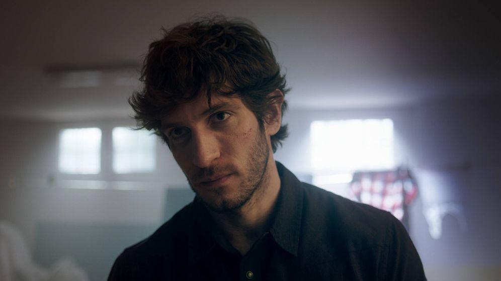 Foto: Quim Gutiérrez, protagonista de 'El accidente'.