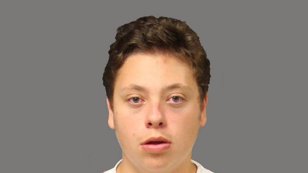 Foto: Paul Arnold Steber tiene 19 años y no tenía antecedentes policiales (Foto: Guilford County Police)