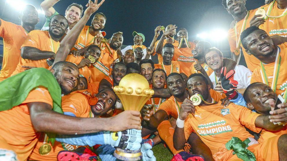 Costa de Marfil, campeona de la Copa de África