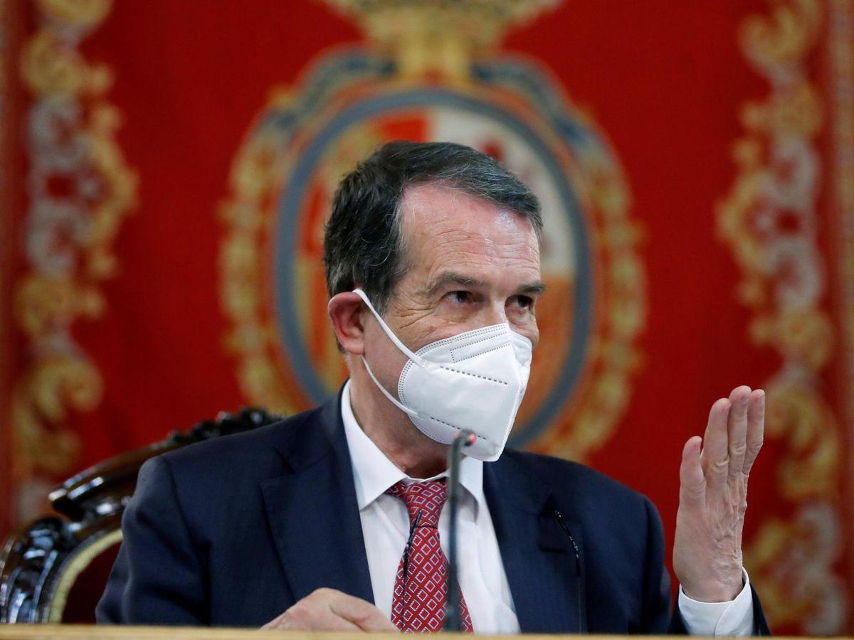Foto: El alcalde de Vigo, Abel Caballero. (EFE)