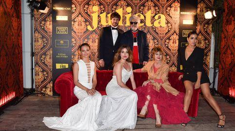 Adriana Ugarte, Emma Suárez, Pedro Almodóvar... Los actores de 'Julieta' presentan la película en Cannes