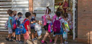 Post de Francia rebaja la edad para la mascarilla obligatoria de los once a los seis años