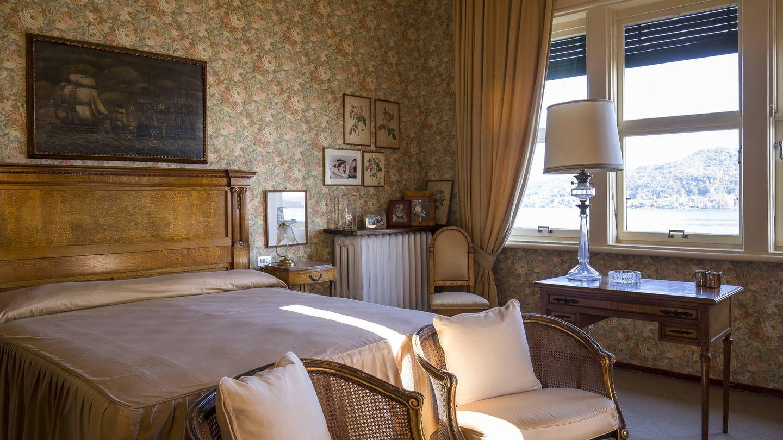 Una de las 20 habitaciones. (Engel
