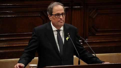 En directo | Quim Torra, investido 'president' de la Generalitat