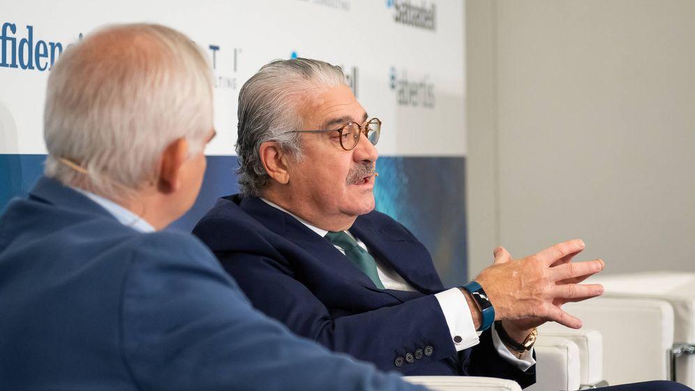 Foto: José Bogas, CEO de Endesa.