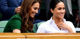Post de Meghan Markle, acusada de utilizar una estrategia para eclipsar a Kate Middleton