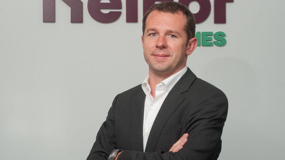 Foto: Juan Velayos, consejero delegado de Neinor Homes.