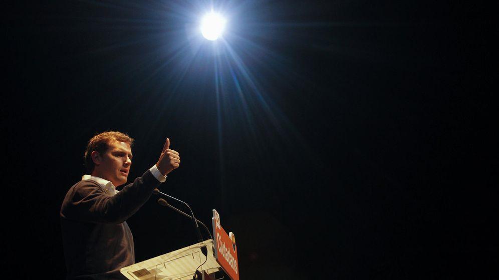 Foto: El líder de Ciudadanos y candidato a la presidencia del Gobierno, Albert Rivera (Efe)