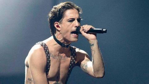 El cantante de Italia en Eurovisión niega haber consumido cocaína en directo