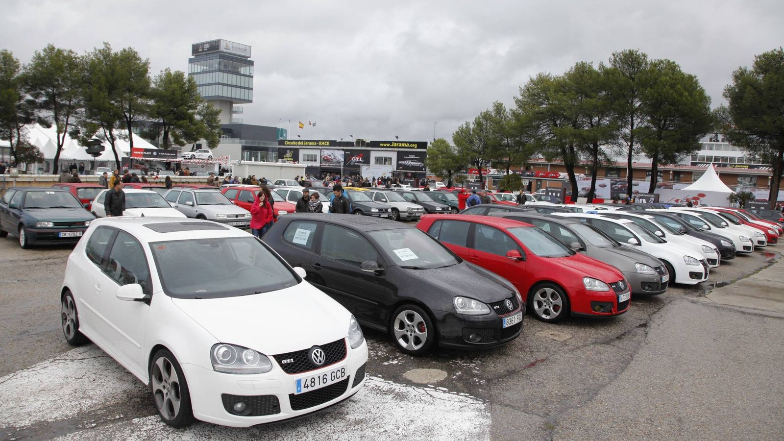 Circuito Del Jarama : Campeonato race turismos ª prueba circuito del jarama race