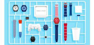 Post de Swatch X You o cómo personalizar su propio reloj