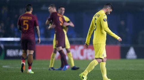 El Celta pierde y el Villarreal es humillado por la Roma en Europa League