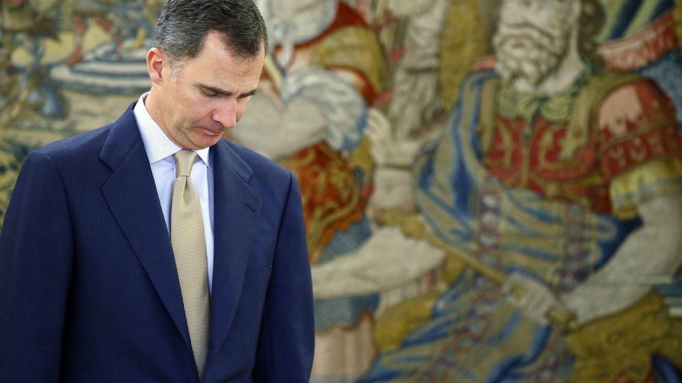 Foto: El rey Felipe VI en una imagen de archivo. (EFE)