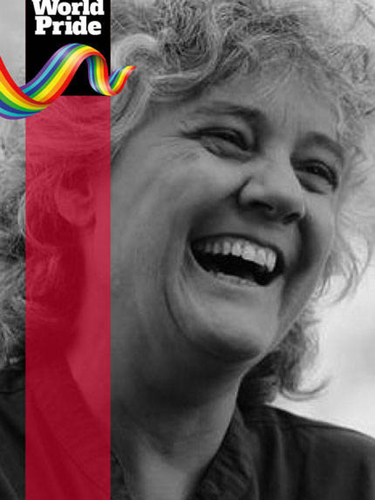 Orgullo LGTBI 2017: Mayte Martín.