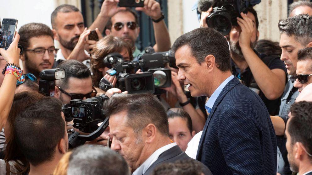 Sánchez pide a PP y Cs una abstención técnica al cumplir las condiciones de Rivera