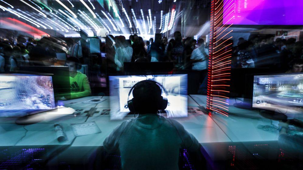 Foto: Un jugador de 'eSports' durante una partida. (EFE)