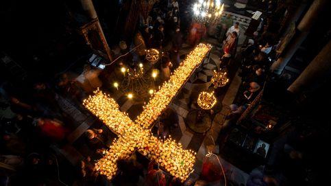 Preparaciones para el Año Nuevo chino y misa en honor a San Caralampio: el día en fotos