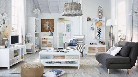 El sofá ideal para un salón pequeño (y cómo combinarlo) te espera en Maisons du Monde