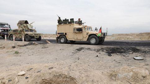 Explosión y disparos cerca del Ministerio de Información en Kabul