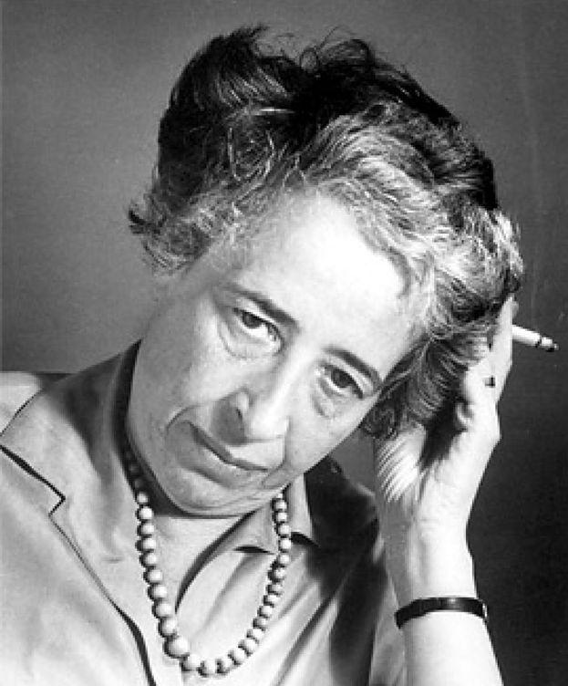 Foto: Hannah Arendt, la peor enemiga de los nazis y de los judíos