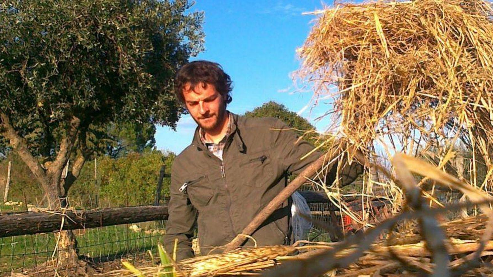 Foto: Alberto Pardo, en una imagen de su perfil de Facebook