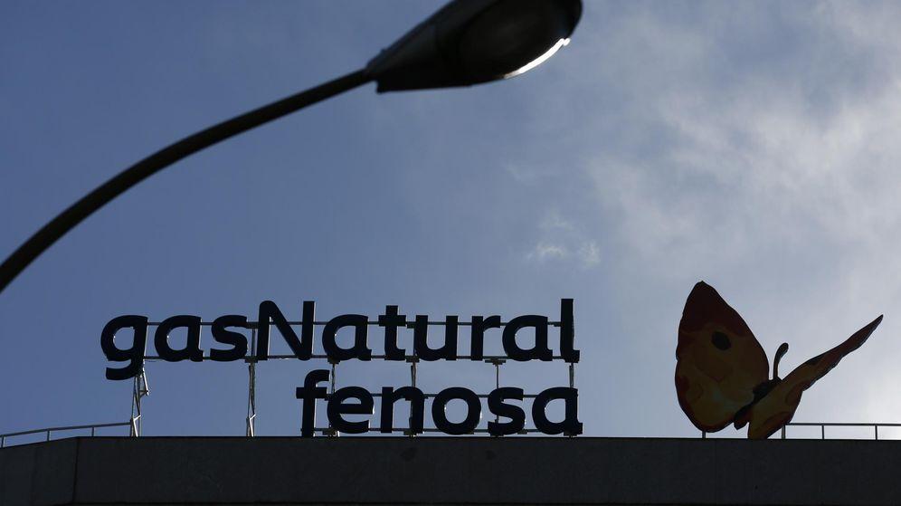 Foto: Logo de Gas Natural en uno de los edificios de la compañía en Madrid. (Reuters)
