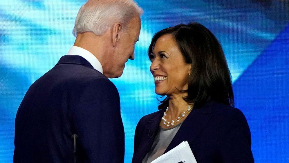 Foto: Biden y Harris en una imagen de archivo. (Foto: Reuters)