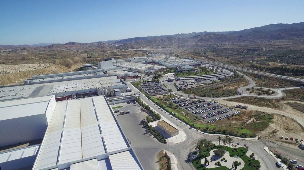 Cosentino, sin límite: 720 millones invertirá en Almería para producir más Silestone