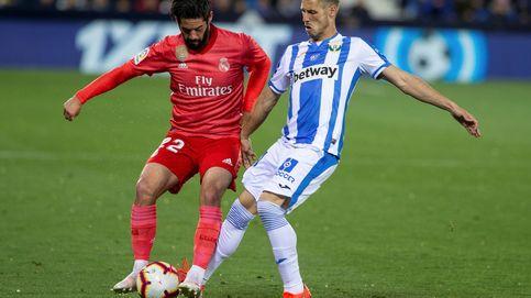 Leganés - Real Madrid en directo: resumen, goles y resultado