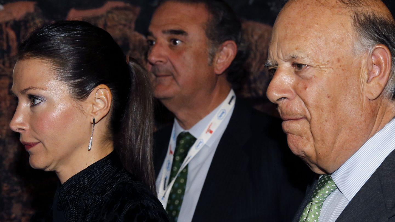 Carlos Falcó y Esther Doña en una imagen de archivo. (EFE)