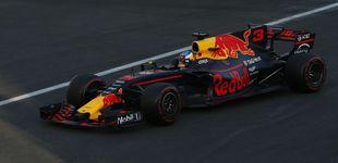 Post de Vettel y Hamilton regalan a Ricciardo un triunfo caótico; podio de Stroll, Alonso 9º